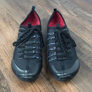 Black Tsubo Sneakers Size 9